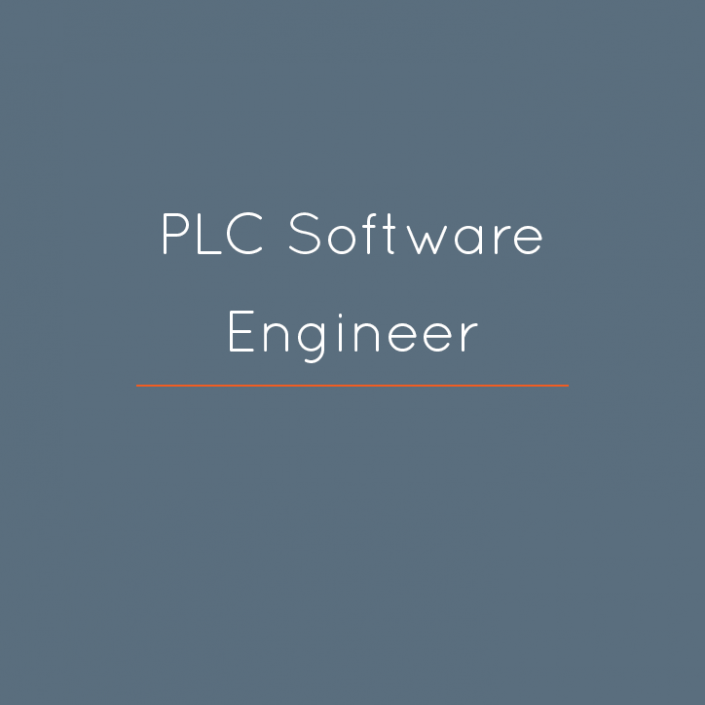 PLC Software Engineer